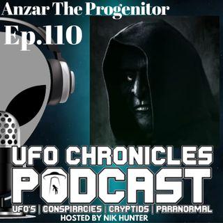 Ep.110 Anzar The Progenitor