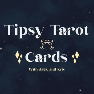 Tipsy Tarot Cards | Episode 4 - Cheating on Tarot (Bad Idea)