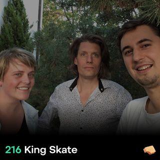 SNACK 216 King Skate