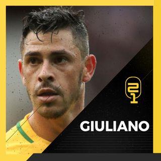 #6 Giuliano: Da fome na infância à dupla Grenal, seleção e carreira na Europa