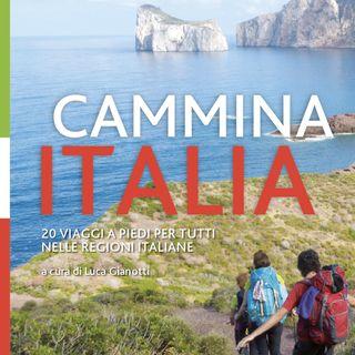 "Luca Gianotti ""Cammina Italia"""