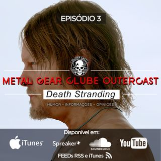 Death Stranding - Outer Cast #3