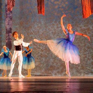 La Fille du Danube, ballet de Alberto Méndez
