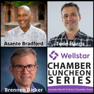 Wellstar Chamber Luncheon Series: Esports Industry Impact, with Todd Harris, Skillshot Media and Brennen Dicker, Creative Media Industries I