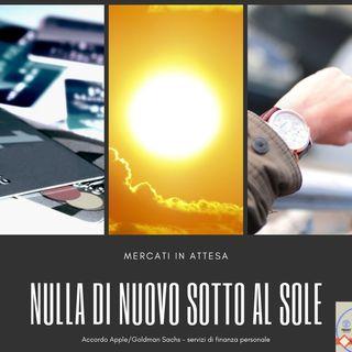 #108 La Borsa...in poche parole - fazziniconsulenza.com