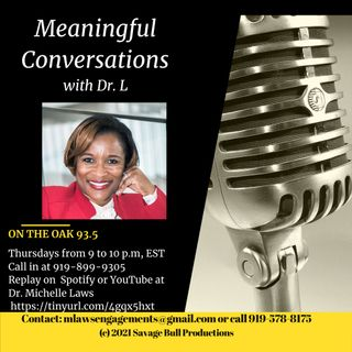 Meaningful Conversations Inaugural Podcast Free Flow