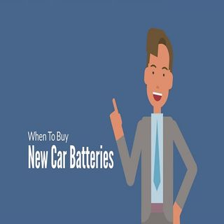 When To Buy New Car Batteries
