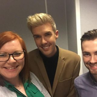 """""""He's a rock star"""": Collabro star and BGT champ Jamie Lambert gives his lowdown on what it's really like to work with Simon Cowell"""