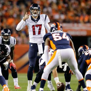 Gut Reaction: Broncos Reportedly Have Interest In Brock Osweiler