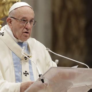 Pope Francis Cites Work of Fiction to Argue Christianity Is Just as Violent as Islam