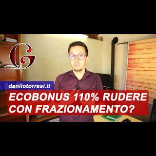 SUPERBONUS 110% - Ristrutturare un RUDERE con Ecobonus senza riscaldamento