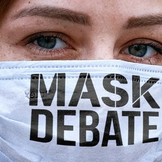 Is the Covid-19 Mask Debate Over?