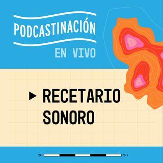 LIVE - Recetario Sonoro (COL)