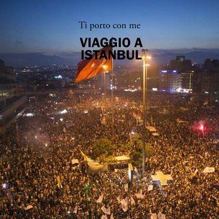 Viaggio a Istanbul - 01 Gezi Park