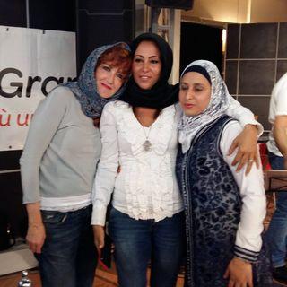 I gelsomini del Maghreb - Un selfie per il velo