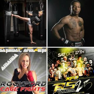Fightlete Report Radio October 13th
