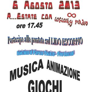 R...estate con Infinity Radio 2013