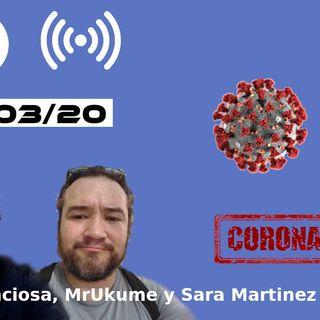 Especial coronavirus 3 (15/03/20)