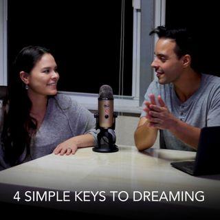 4 Simple Keys to Dreaming