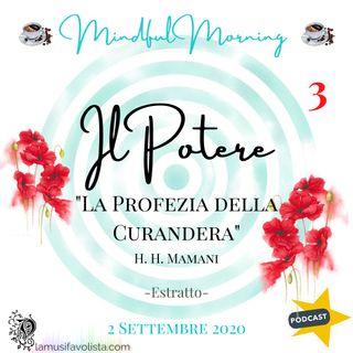 ⭐ Mindful Morning ⭐3 di 4 ⭐ Il Potere - La Profezia della Curandera di H.H.Mamani (estratto)
