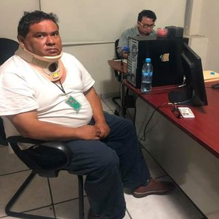 Rescatan a periodista plagiado en Veracruz