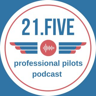 4. An interview with James Onieal from Raven Careers, Current events and an announcement, and flying a pop star's empty bags