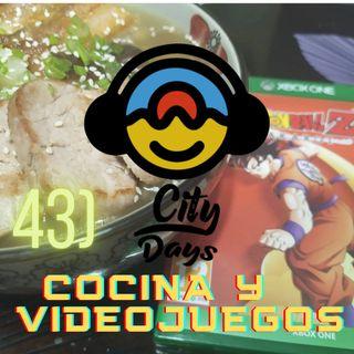 43) Cocina y videojuegos