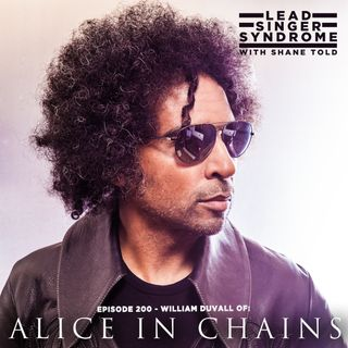 William Duvall (Alice in Chains, Neon Christ, Bl'ast, Comes With The Fall)