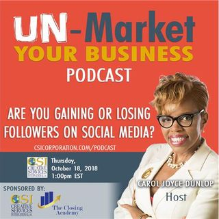 Are you Gaining or Losing Followers on Social Media?