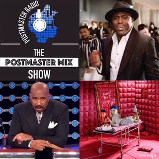 The Postmaster Mix presents: Family Feud Trick Question, Music from Wayne Brady, and more!
