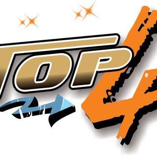 Especial - TOP 4 AsiloFM