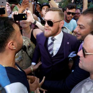 Round 2: Inside the madness of the Mayweather and McGregor arrivals