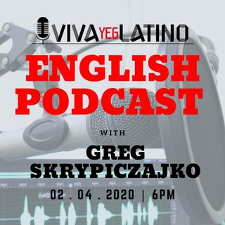Podcast English Se 1 Pro 1  Greg Skrypiczajko
