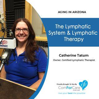 9/17/17: Catherine Tatum, Certified Lymphatic Therapist with West Valley Lymphatic Care | The Lymphatic System & Lymphatic Therapy