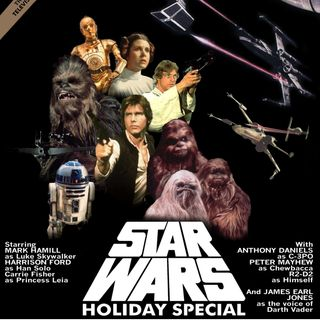 Eclectic Obsessions - The Star Wars Holiday Special