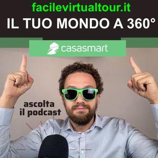 Facile Virtual Tour, il tuo mondo a 360°