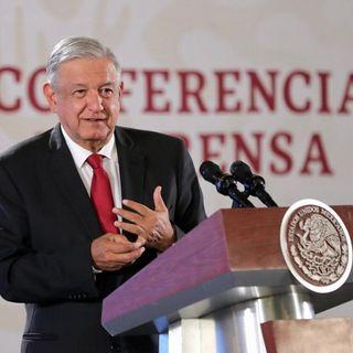 Obrador niega ser dueño de 26 empresas