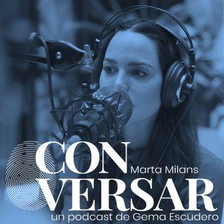 1. CONVERSAR. Marta Milans