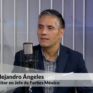 Alejandro Ángeles detalla la relación de AMLO con el sector empresarial
