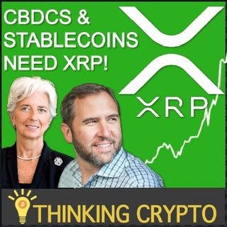 XRP Complimentary To CBDCs & Stablecoins - Ripple Mentioned In IMF Docs - Flare XRP Spark Tokens Claim