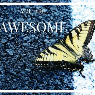 009 - You Are Awesome.  Can You Count the Ways?