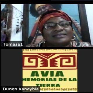 Mes de la Afrocolombianidad en Avia Memorias de la Tierra