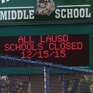 Analyzing Los Angeles Unified School Closings