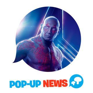 The Batman: Dave Bautista sarà Bane? - POP-UP NEWS