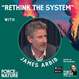 Rethink The System - A Conversation with James Arbib