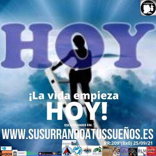 PR:209º ¡La vida empieza HOY! (8x02) 25/09/21