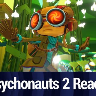 Xbox Series X Psychonauts 2 Trailer Reaction   TWiT Bits
