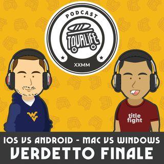 La SFIDA tra ANDROID vs IOS - Tourlife Podcast #21