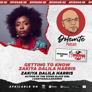 Getting To Know Zakiya Dalila Harris