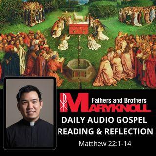 Thursday of the Twentieth Week in Ordinary Time, Matthew 22:1-14